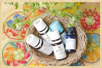 Aroma oil massage アロママッサージ