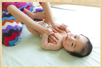 Happy baby massage | ハッピーベビーマッサージ