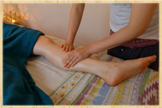Foot reflexology フットリラクソロジー