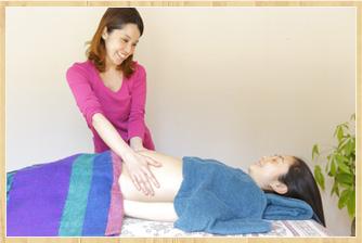 Organic Maternity aroma treatment | オーガニックマタニティアロママッサージ