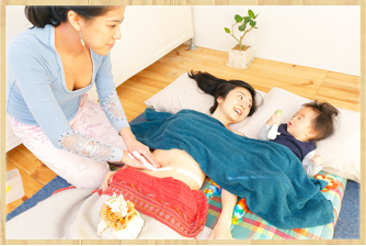 Postnatal Care massage | 産後ケア マッサージ